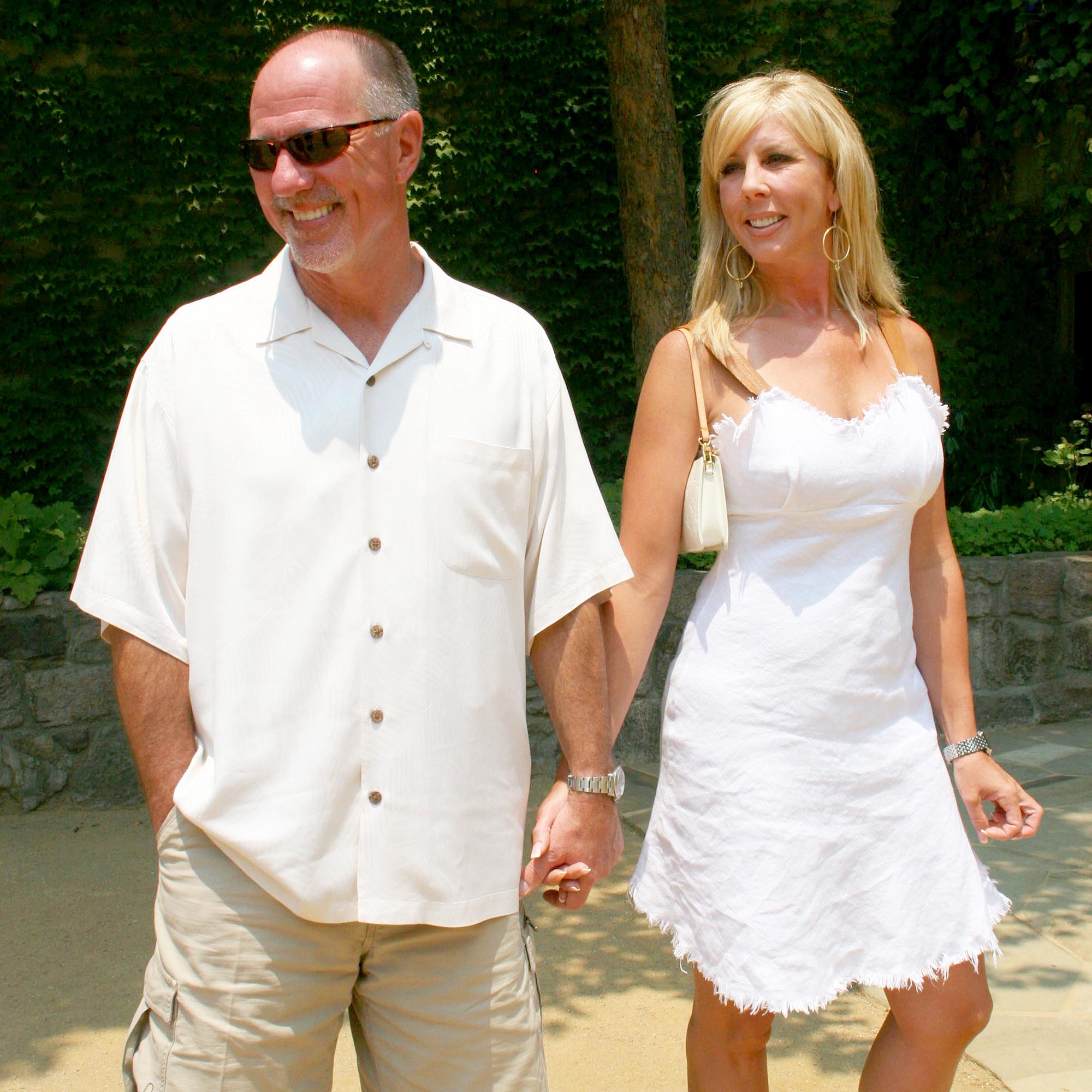 Donn Gunvalson and Vicki Gunvalson