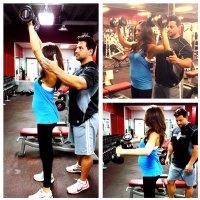 Danielle Jonas instagrammed photo of her growing bump