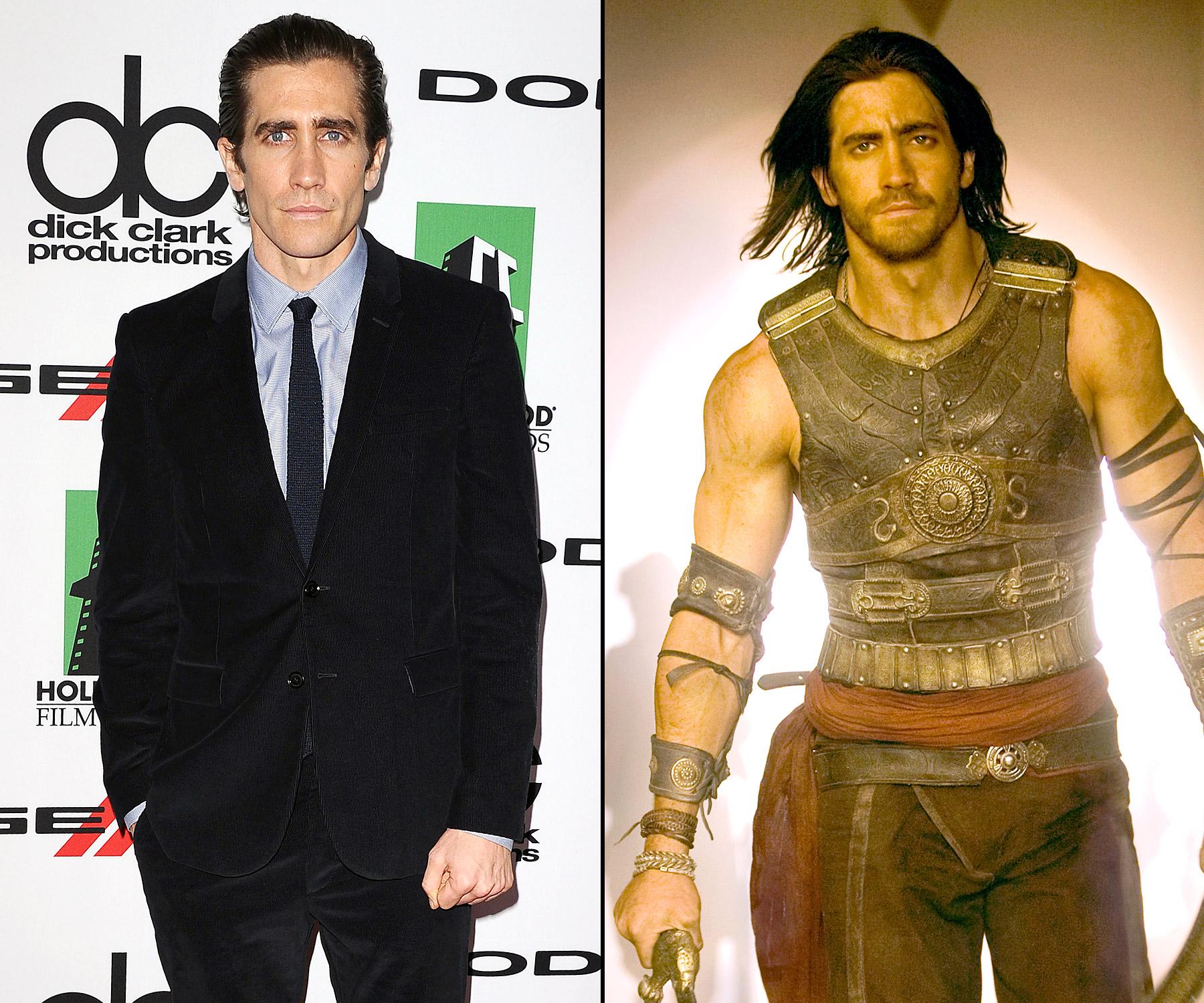 Celebrities whove lost or gained weight for movie roles us weekly jake gyllenhaal in nightcrawlerprince of persia altavistaventures Gallery
