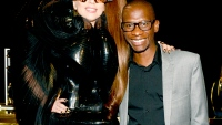 Lady Gaga and Troy Carter