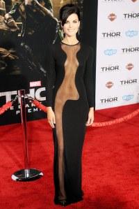 Jaimie Alexander on November 4, 2013 in Hollywood, California