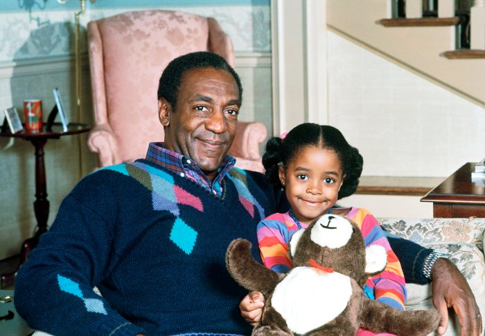 Bill Cosby and Keshia Knight Pulliam The Cosby Show