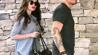 Megan Fox and husband Brian Austin Green out on Nov 13, 2013
