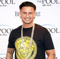 DJ Pauly D on Saturday June 22, 2013 in Atlantic City, New Jersey