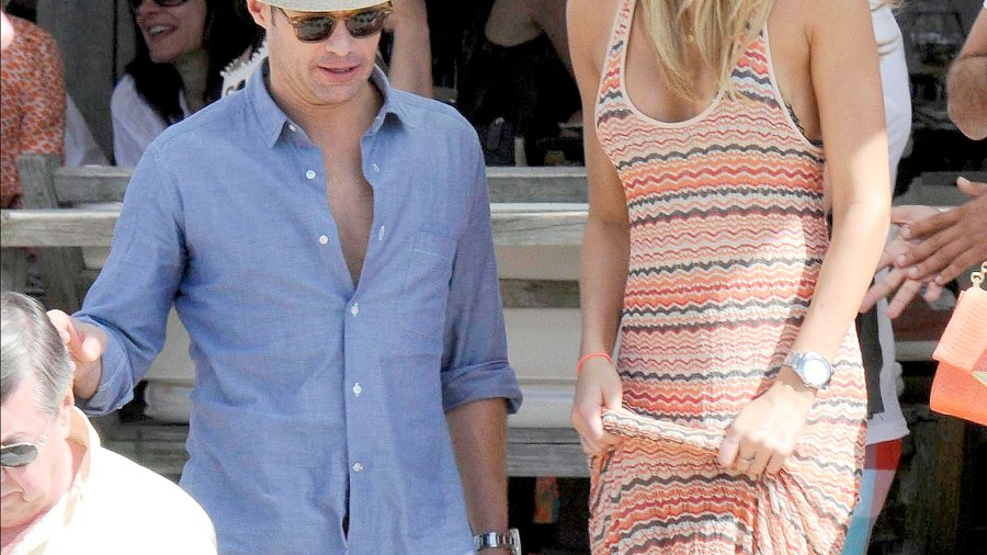 Ryan Seacrest steps out with new girlfriend in Uraguy