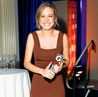Brie Larson Wins The Best Actress Award At The Gotham Awards in NYC