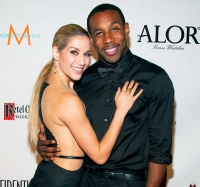 Allison Holker and Twitch Boss