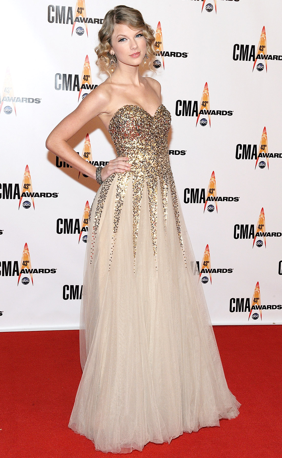 Taylor Swift\'s Red Carpet Style Evolution