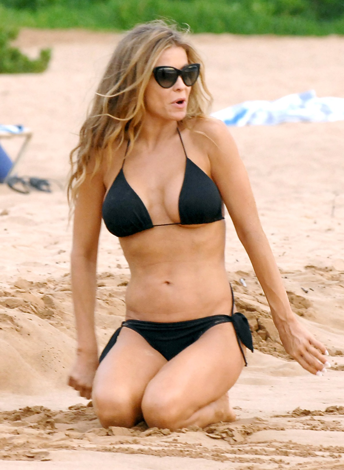 hot celebs over 40 in swimsuits