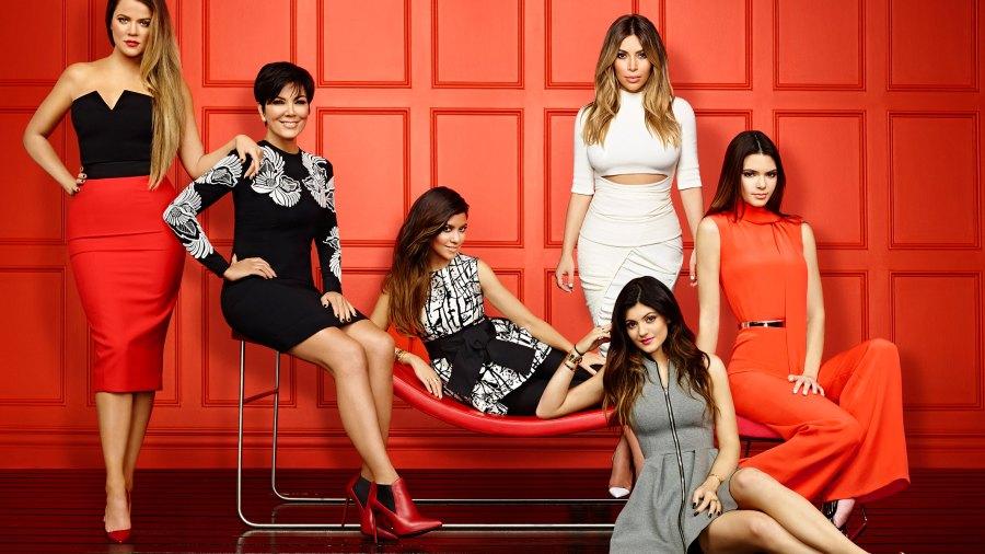 Khloe Kardashian, Kris Jenner, Kourtney Kardashian, Kylie, Kendall