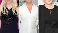 Britney Spears, Simon Cowell, Adele