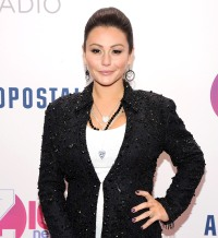 JWoww at the Z100?s Jingle Ball 2013 in NYC