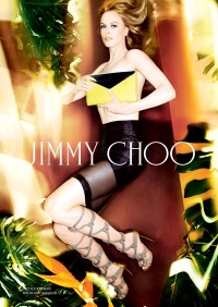 Nicole Kidman poses for Jimmy Choo's Spring Summer 2014 Campaigns