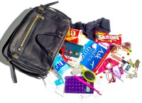 What's in Patti Stanger's purse.