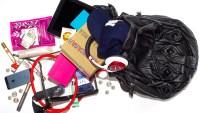 What's in Nicole Beharie's bag.