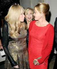 Carly Simon, Jane Fonda and Melanie Griffith
