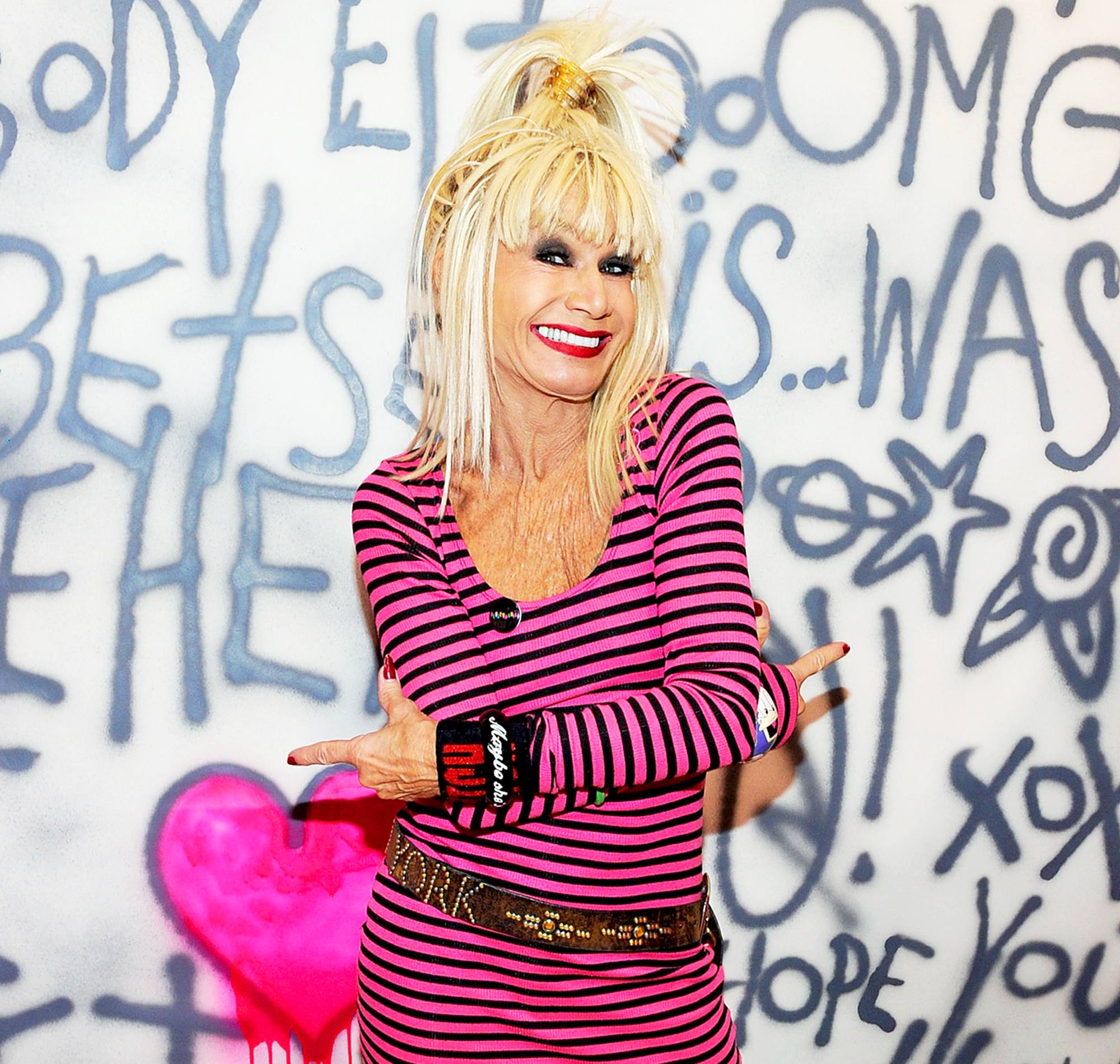4494b8409b Betsey Johnson  25 Things You Don t Know About Me
