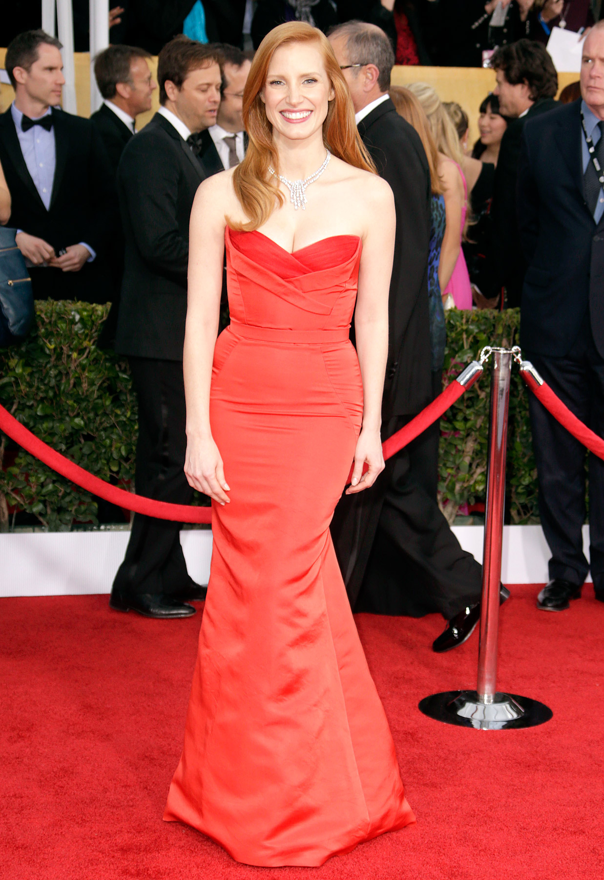 Sag Awards The Best And Worst Dressed Of All Time