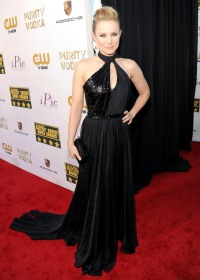 Kristen Bell at the 19th Annual Critics' Choice Movie Awards