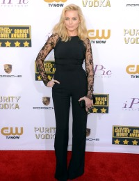 Margot Robbie at the 19th Annual Critics' Choice Movie Awards