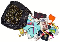 What's in Stana Katic's bag.