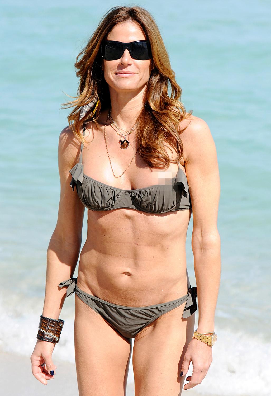 Celebrity Bikini Malfunctions: From Nip Slips to Crotch Shots - Us Weekly