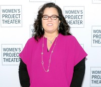 Rosie O'Donnell on May 13, 2013 in New York City.