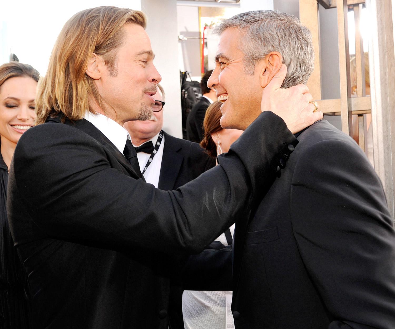¿Cuánto mide Brad Pitt? - Altura - Real height 1391795366_brad-pitt-george-clooney-zoom