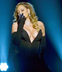 Mariah Carey performs onstage at BET Honors 2014 at Warner Theatre