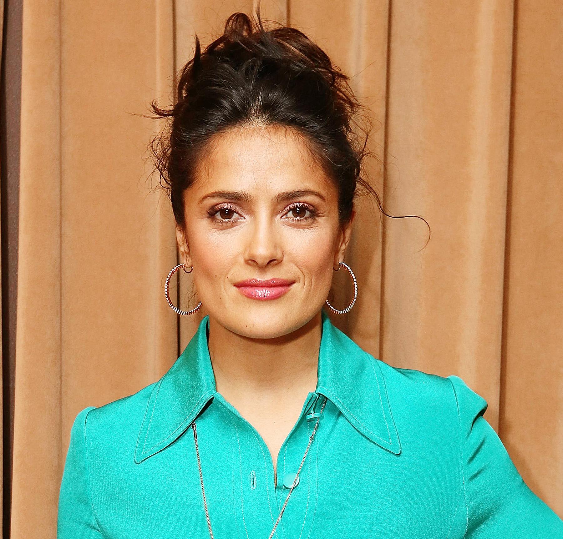 Salma Hayek Beauty Tips: Actress Shares Best Makeup Tricks