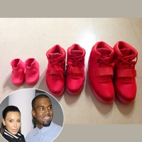 Kim Kardashian's shoes