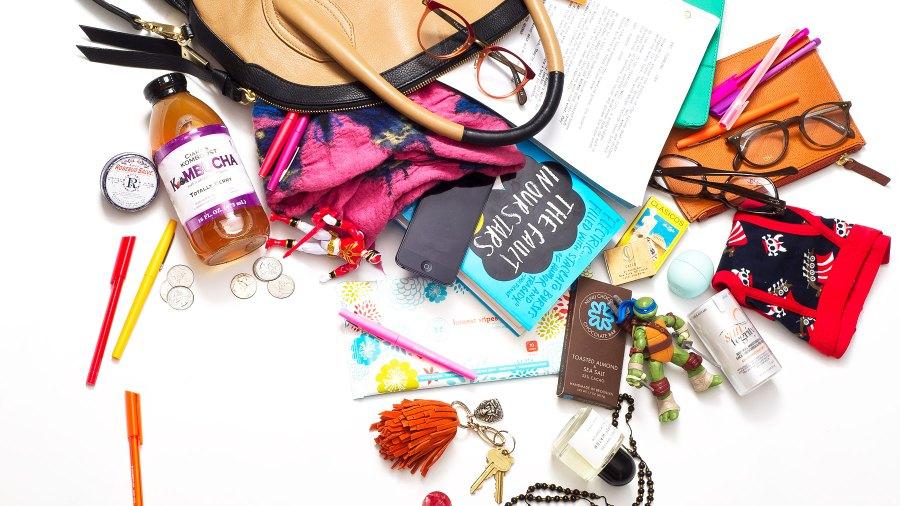 What's in Lena Headey's bag.