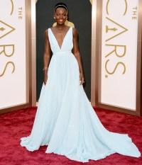 Lupita Nyong'o attends the 2014 Academy Awards
