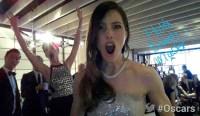 Anne Hathaway and Jessica Biel