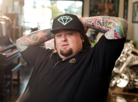 Chumlee from Pawn Stars