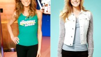 Rachel Frederickson shows off a healthier figure since Biggest Loser