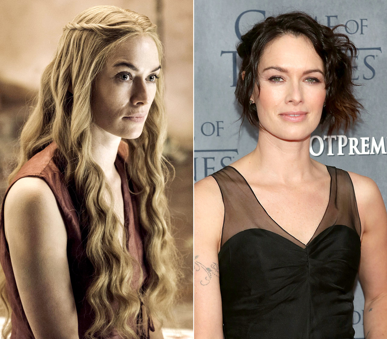 As Cersei Lannister, the ruthless queen who is in love with her twin brother, Headey is at once terrifying and terrifyingly relatable. She's that good.