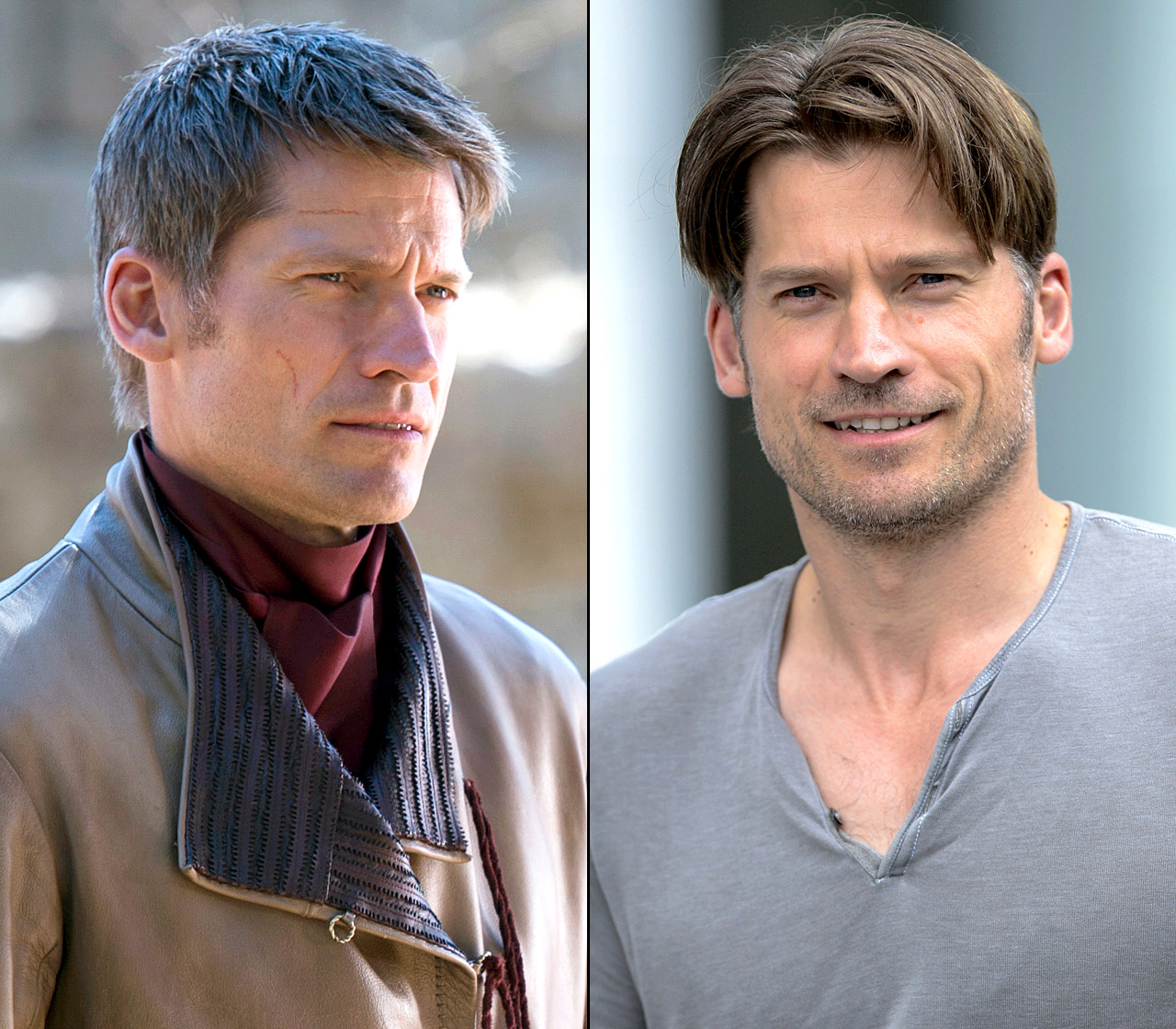 A person doesn't get much more messed in the head than Jaime Lannister, the blood-thirsty, incestuous twin brother of Cersei — which is why it's astonishing that the actor who portrays him so convincingly is actually a well-rounded, balanced, normal dude. The actor is a father of two who enjoys downward dogging with his yoga enthusiast wife and cyclo-cross biking during his downtime.