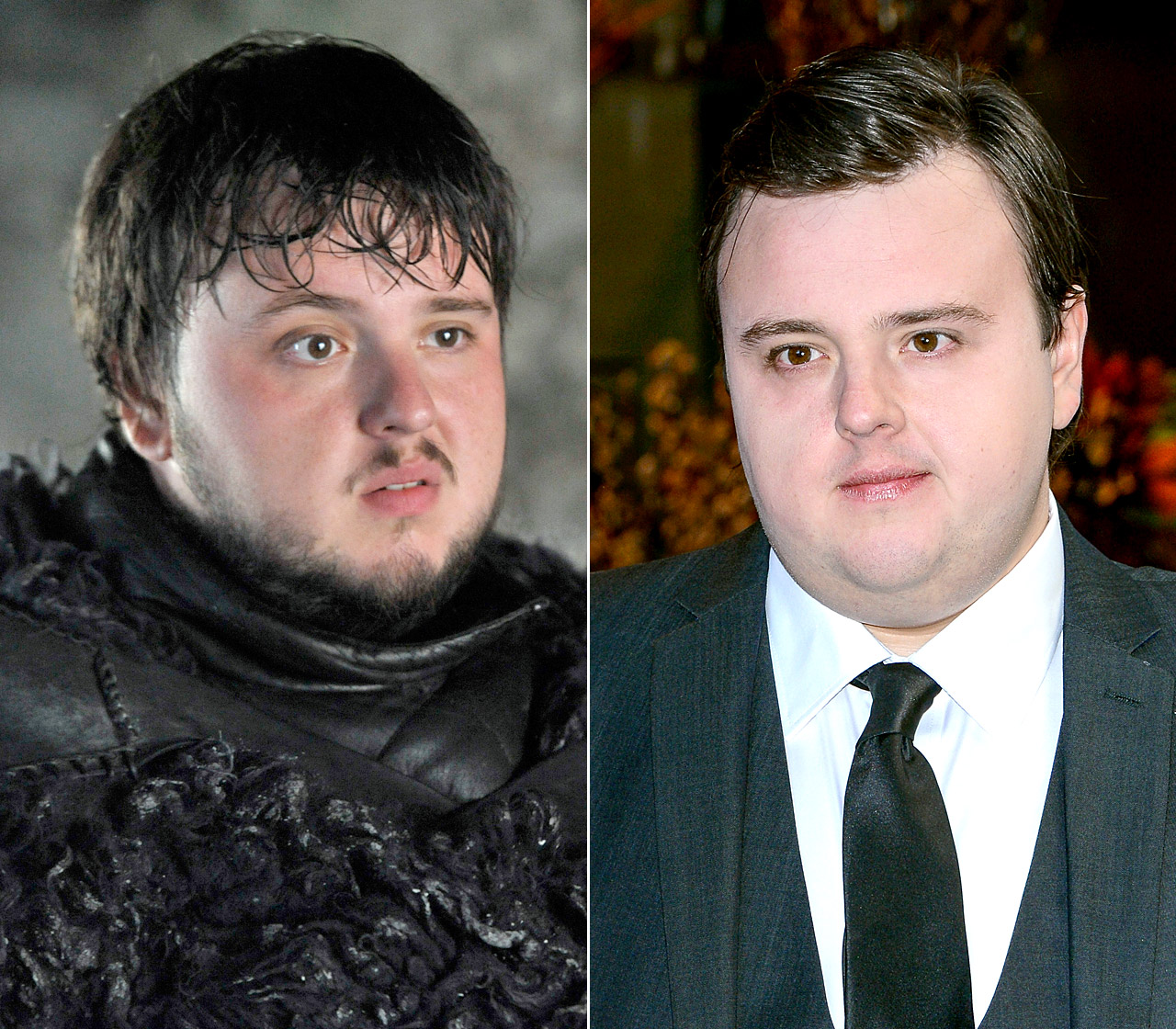 Bradley plays the intelligent and sensitive member of the Night's Watch and Jon Snow's best friend, Samwell Tarly, on the series, but, in real life, he is no cowardly lion. The actor boasts many actings credits, which include TV series Borgia and the big-screen adaptation of Anna Karenina , starring Keira Knightley .