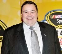 Comedian John Pinette attends an event on December 4, 2009