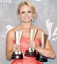 Miranda Lambert at the Academy Of Country Music Awards