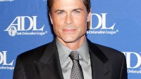 Rob Lowe attends an event on October 16, 2012