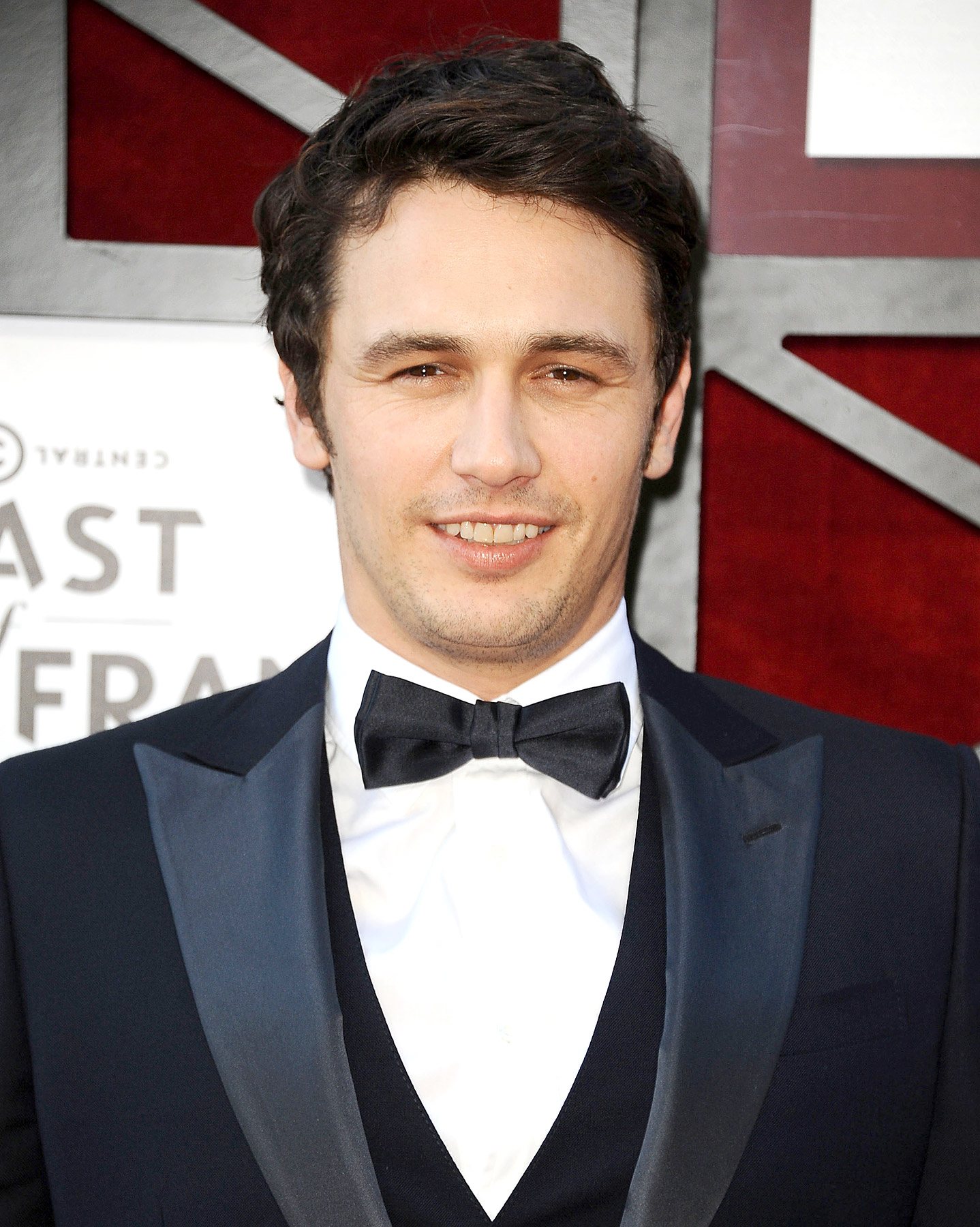 """He may have starred in pot-infused films like 2008's Pineapple Express , but James Franco 's performance is just quality acting. """"I used to smoke weed, but I haven't done it in a long time,"""" Franco told USA Today in August 2008. """"Everybody, even now, thinks, 'That guy is stoned.' It's just the way I talk, because I don't smoke weed. Somehow, there's something about me, the way I talk, that implies that I'm on drugs."""""""