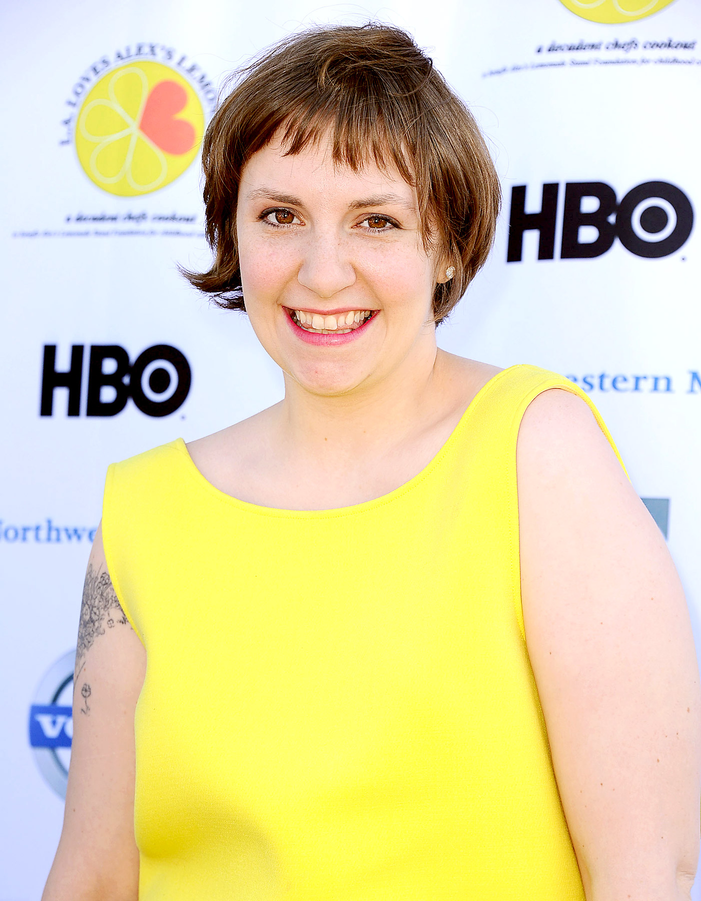 """Similar to her Girls persona, Lena Dunham doesn't have a good track record with drugs. In a January 2014 interview with The Guardian, she admitted, """"I tried coke, but was a total failure. I snorted a little bit, then always sneezed. It was sadder than having not tried drugs, in that I tried drugs and failed at trying drugs."""""""