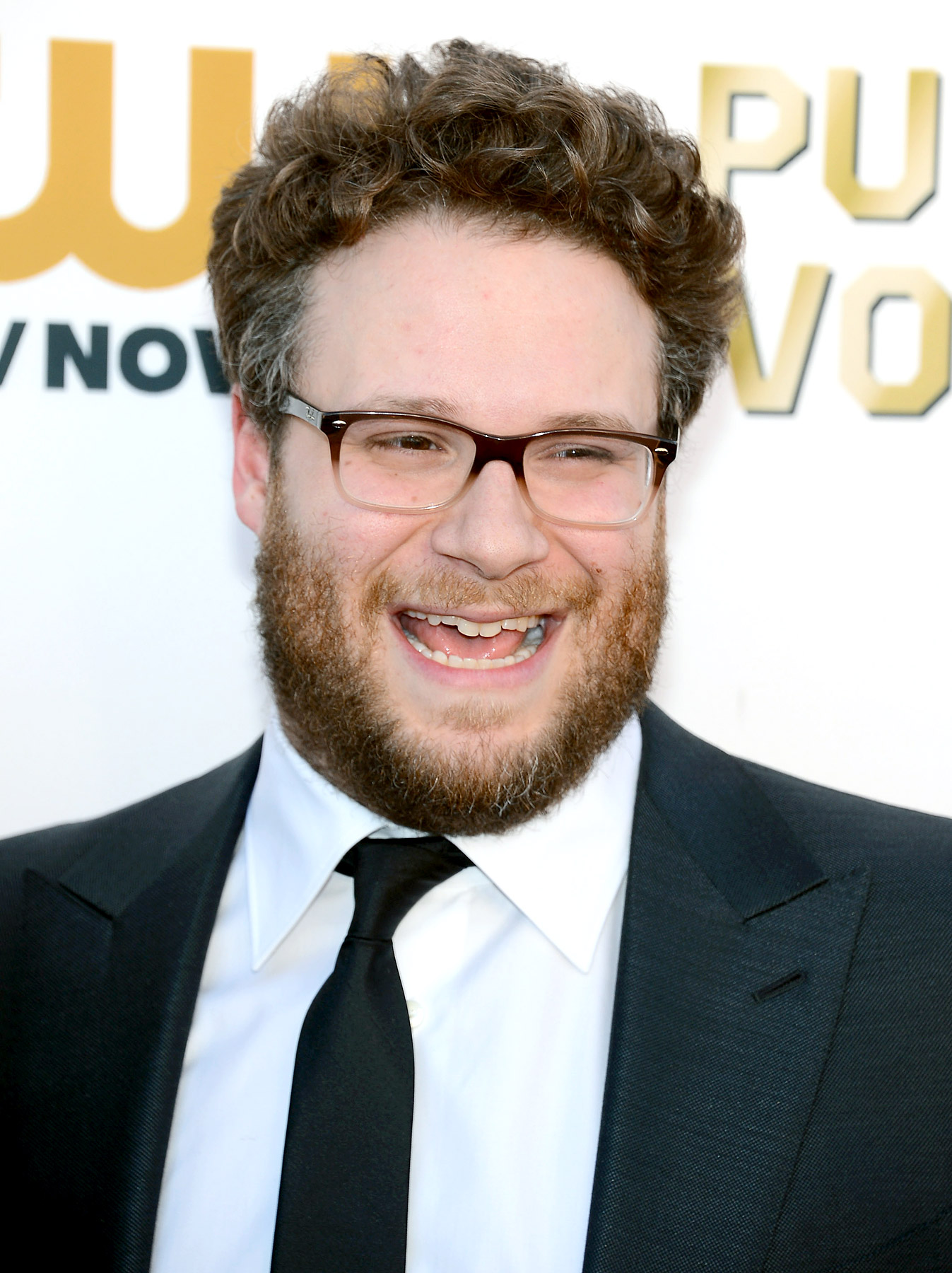 """After starring in numerous weed-related films like 2008's Pineapple Express and 2013's This Is the End , it's no secret that Seth Rogen likes to light up. """"I think people still live with the propaganda version of it where they think it's gonna make you go crazy or you can never be productive when you use it,"""" Rogen told ITN News."""