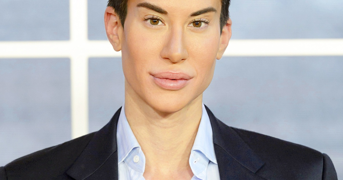 Human Ken Doll Justin Jedlica Five Things To Know