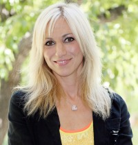 Debbie Gibson on June 25, 2013 in Westlake Village, California