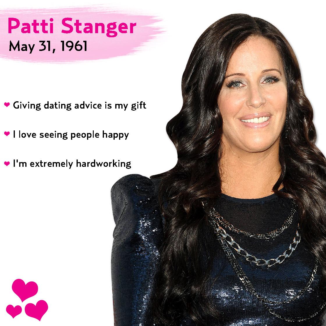 patti stanger online dating advice