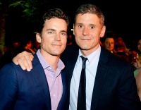 Matt Bomer and Simon Halls have been married for the past three years!