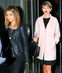 Sarah Hyland and Taylor Swift
